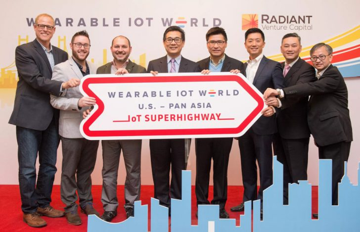 Accelerating IoT Entrepreneurship in Hong Kong