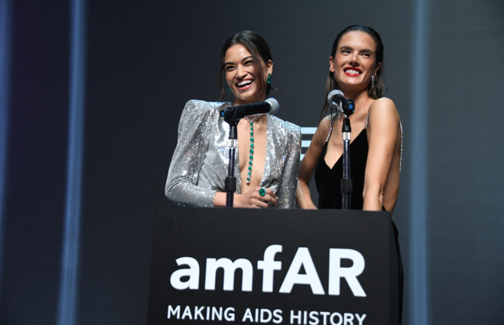 Establishing global brand amfAR in Hong Kong, first in Asia