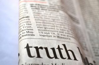 Viewpoints: Truth, the comeback king