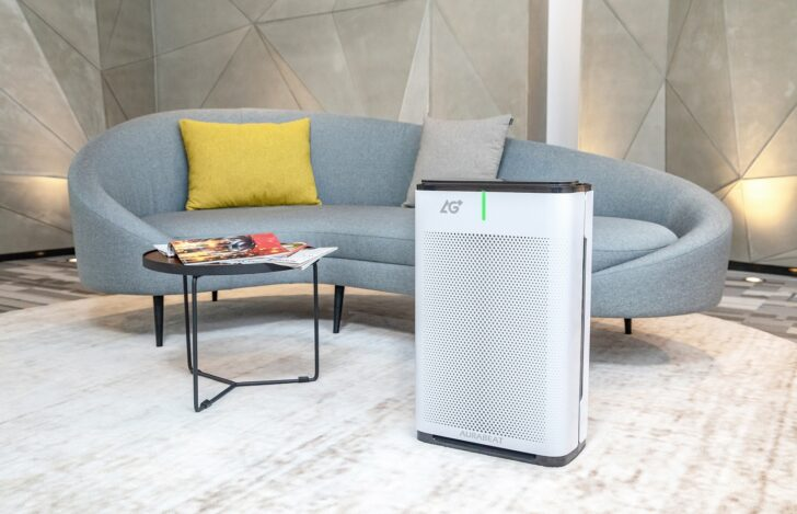 Launching the world's first FDA-cleared air purifier